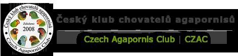 Český klub chovatelů agapornisů | Czech Agapornis Club | CZAC