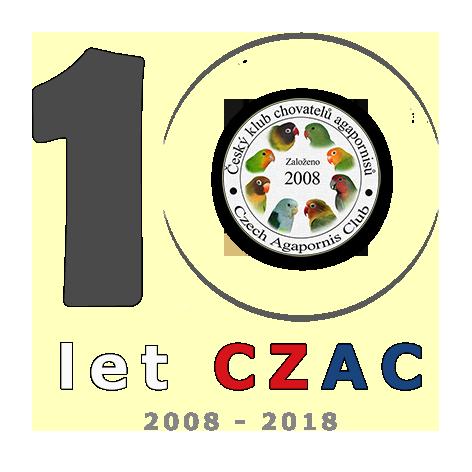 10 let CZAC